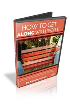 How to Get Along With People CD