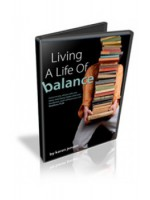 Living a Life of Balance CD