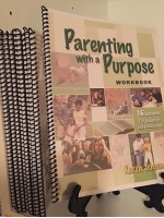 Parenting With a Purpose - Set of 10 Workbooks