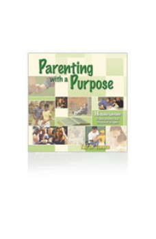 Parenting With a Purpose - MP3 Series Immediate Download