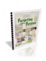 Parenting With a Purpose - Workbook