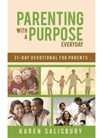 Parenting with a Purpose Devotional (Autographed)